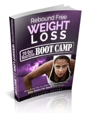 Rebound Free Weight Loss - 20 Day Nutrition Bootcamp
