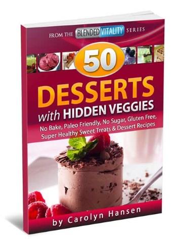 50 Desserts With Hidden Veggies
