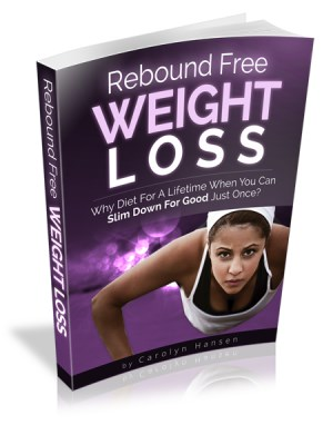 Rebound Free Weight Loss